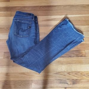 Citizens of humanity Jean's size 30 low waist